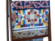 Quilt Ladder 66in